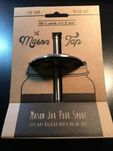 mason tap dressing
