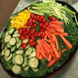 quality food veggies
