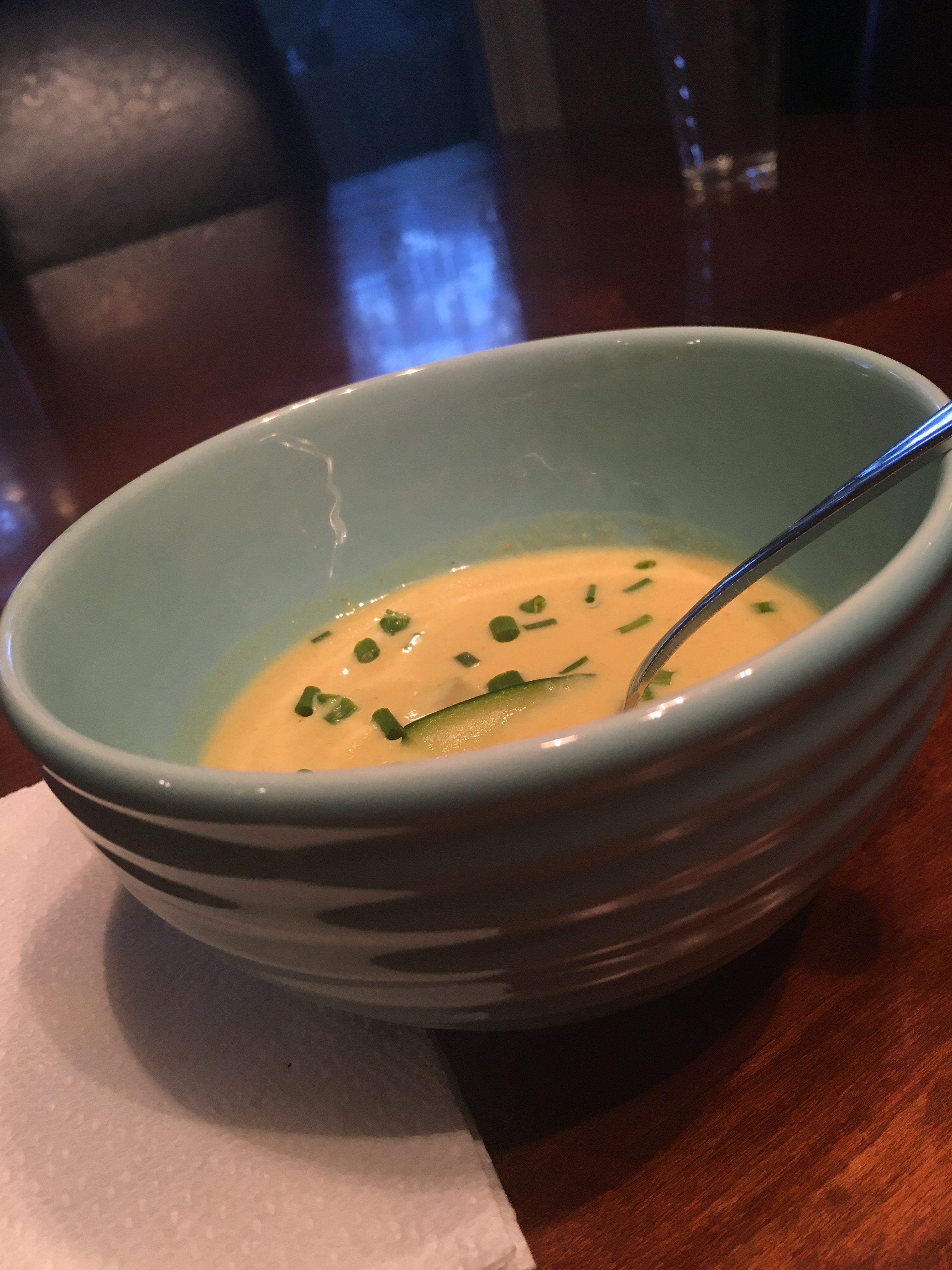 zucchini soup dairy