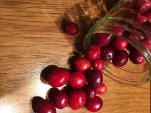 super thankful cranberries