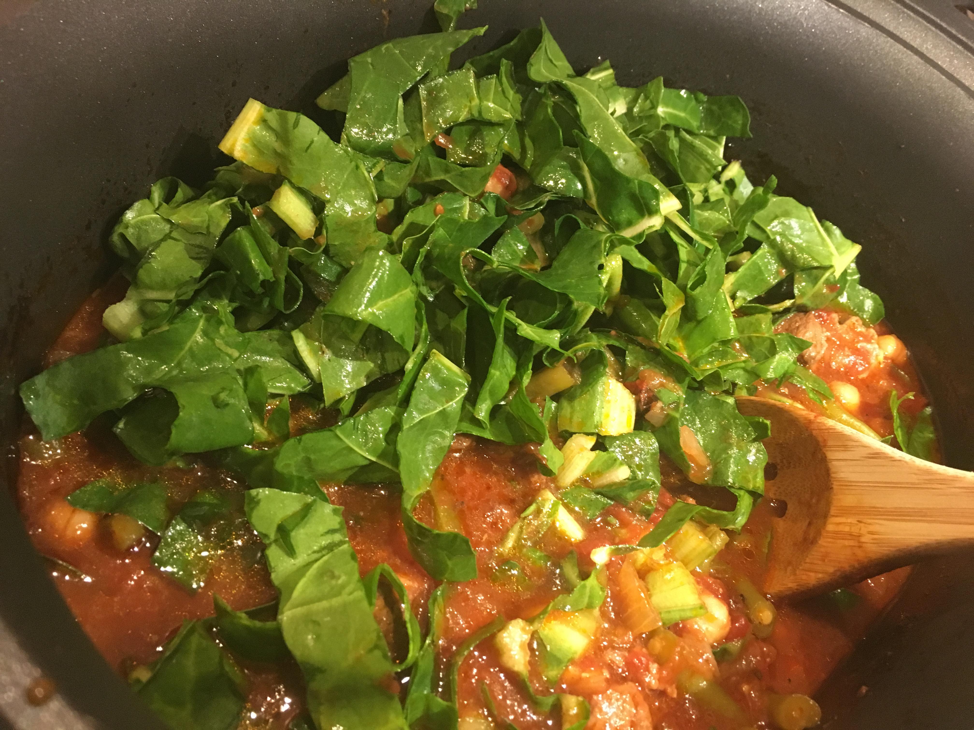 Crock Pot Moroccan Lamb Stew Recipe
