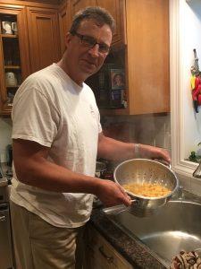 Ralph dude food