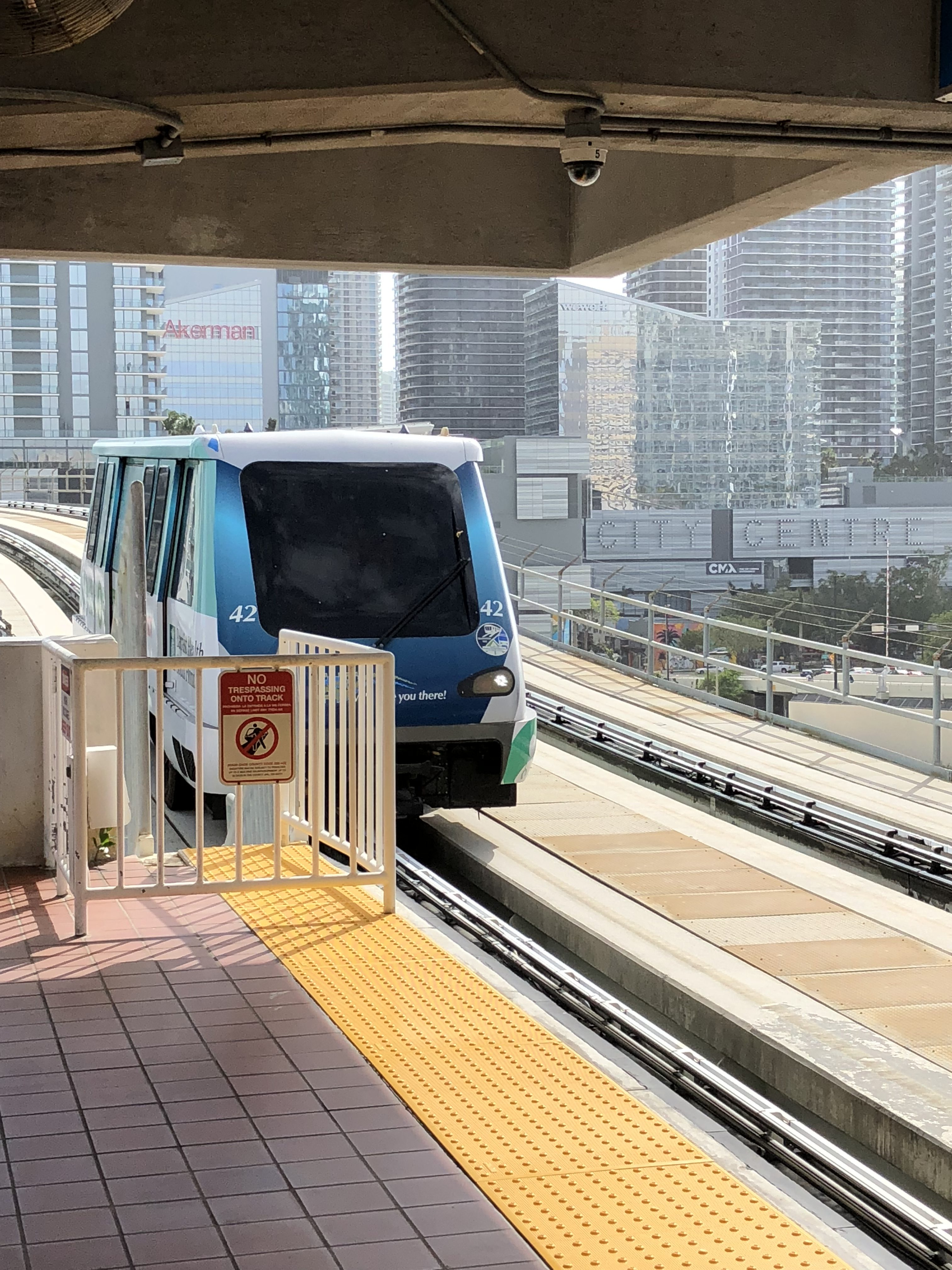 love monorail Miami