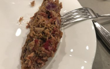 fresh cranberry turkey meatloaf gluten free