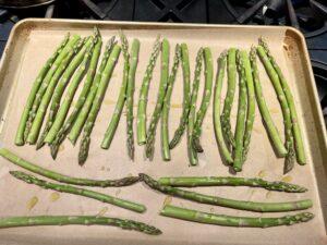 asparagus roasting pan